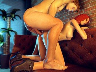 3D xChat echten sex spiel
