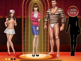 Echten Sex Gangstern in der Erotik Handy Spiel